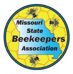 Missouri State Beekeepers Association logo