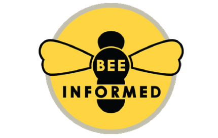 Bee Informed logo for the Sentinel Apiary Project